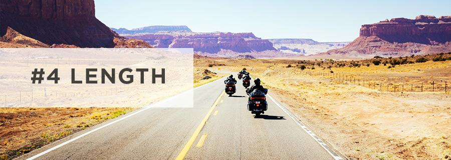 Length of a trip