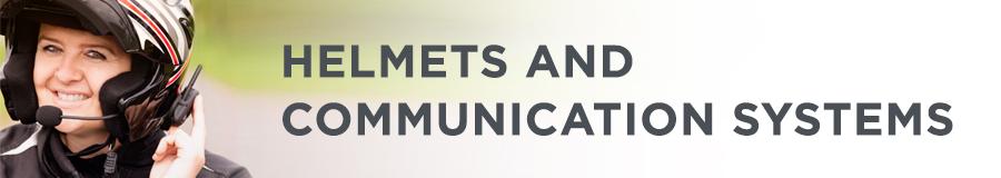 Capacetes e Sistemas de Comunicação